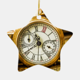 Ancient Pocket Watch Christmas Ornament