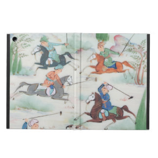 ANCIENT POLO PLAYERS IPAD CASE