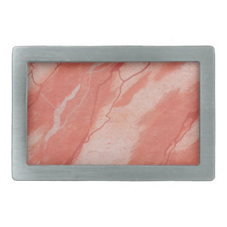 Ancient Pompeiian red marble background Rectangular Belt Buckle