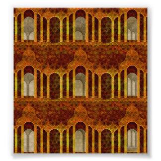 Ancient Portals Art Print Photographic Print