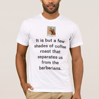 Ancient Portland T: Coffee Roast T-Shirt