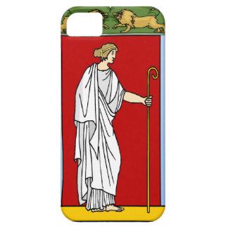 Ancient priestess iPhone 5 case