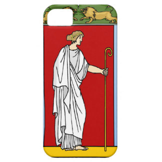 Ancient priestess iPhone 5 cover