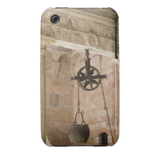 ancient public water well Case-Mate iPhone 3 cases