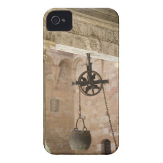 ancient public water well iPhone 4 case