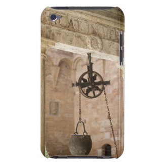 ancient public water well iPod Case-Mate case