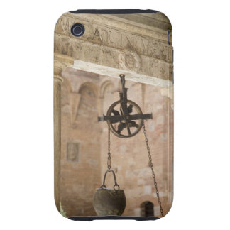 ancient public water well tough iPhone 3 covers