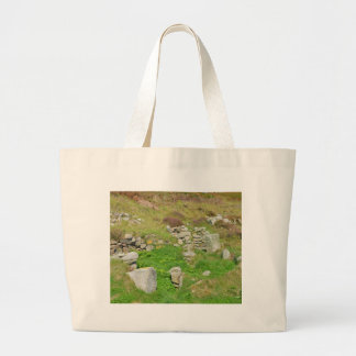 Ancient Remains In The Isles Of Scilly Canvas Bags