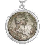 Ancient Roman Coin Necklace