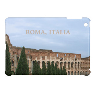 Ancient Roman Colosseum Italian Architecture Case For The iPad Mini