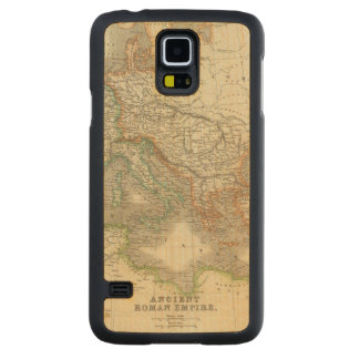 Ancient Roman Empire Carved Maple Galaxy S5 Case