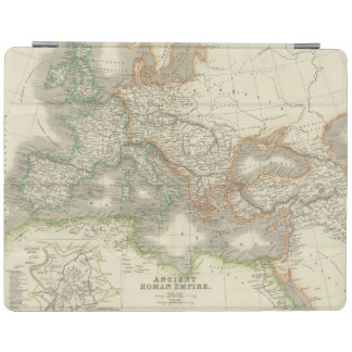Ancient Roman Empire iPad Cover