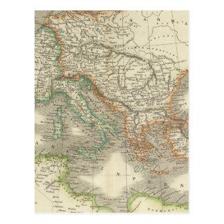Ancient Roman Empire Postcard