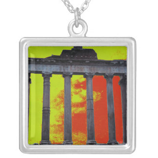 Ancient Roman Forum Necklace