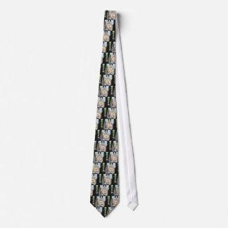Ancient Roman Gorgon Tie