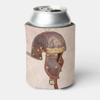 Ancient Roman military helmet Can Cooler