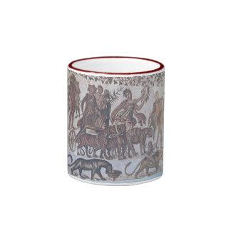 Ancient Roman Mosaics Mugs