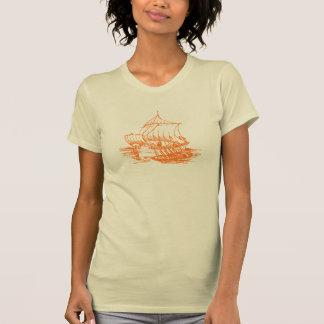 Ancient Roman Ship Shirt