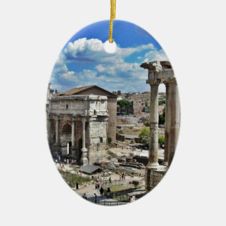 Ancient Rome Christmas Ornament