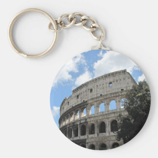 Ancient Rome Colosseum Key Ring