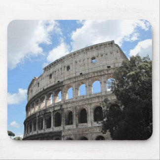 Ancient Rome Colosseum Mouse Pad