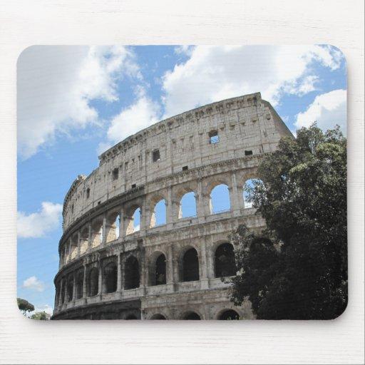 Ancient Rome Colosseum Mouse Pads