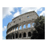 Ancient Rome Colosseum Post Card