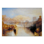 Ancient Rome - J.M.W. Turner Greeting Cards