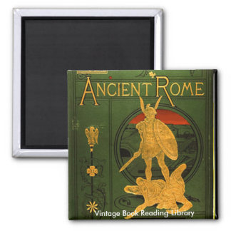 Ancient Rome Refrigerator Magnet