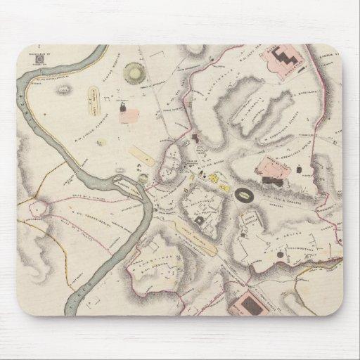 Ancient Rome Mousepads