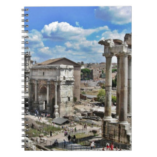 Ancient Rome Notebook