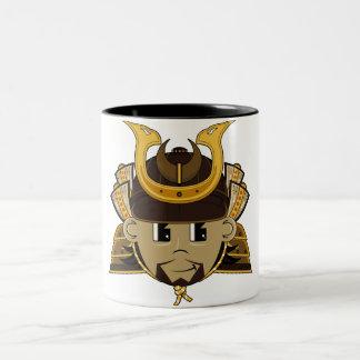 Ancient Samurai Warrior Mug