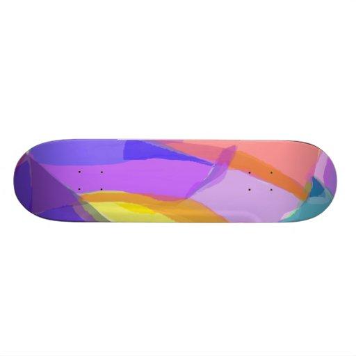 Ancient Skate Board Deck