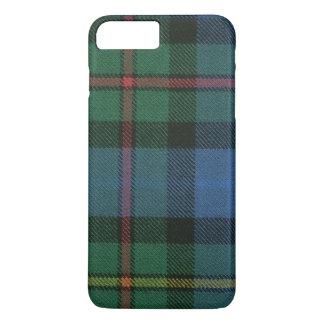 Ancient Smith Tartan Scottish Clan Plaid iPhone 8 Plus/7 Plus Case