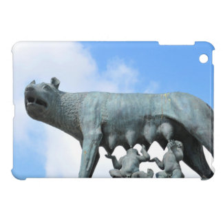 Ancient statue iPad mini cover
