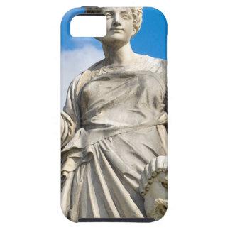 Ancient statue tough iPhone 5 case