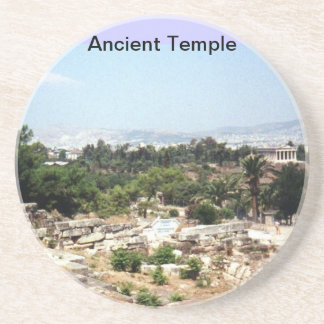 Ancient Temple Coaster