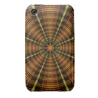 Ancient Temple Mandala iPhone 3 Case-Mate Case
