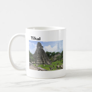 Ancient Tikal Coffee Mug