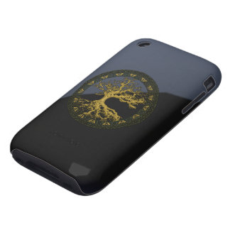 Ancient Tree of Life Tough iPhone 3 Cases