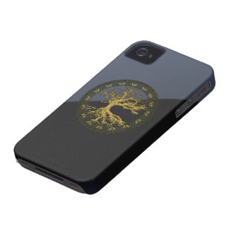 Ancient Tree of Life iPhone 4 Cases
