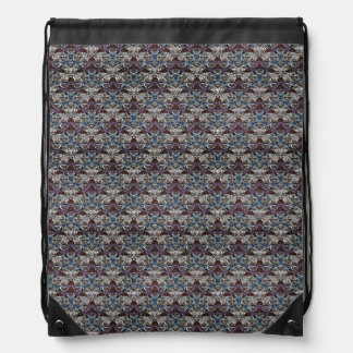 Ancient Triad Drawstring Bag