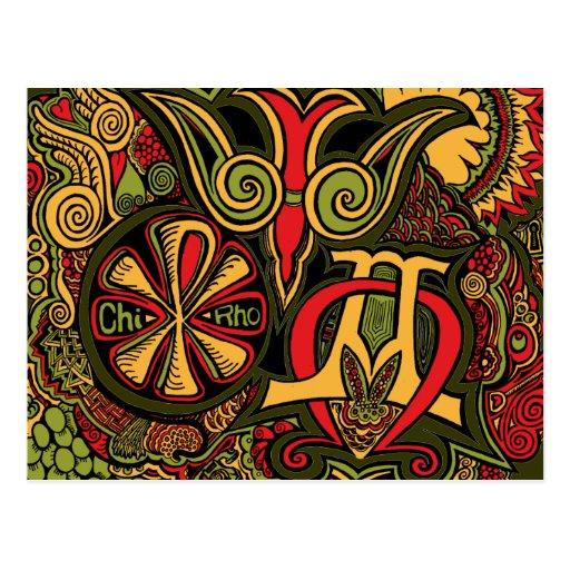 Ancient Trinity Postcard