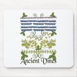 Ancient Vines Mouse Pad