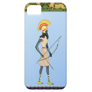 Ancient warrior iPhone 5 cover
