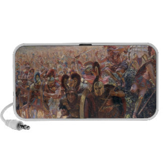Ancient Warriors Travelling Speakers