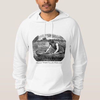 Ancient Welsh Coracle Hoodie