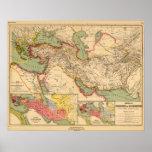 Ancient world empires of the Persians,Macedonians