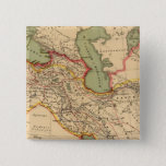 Ancient world empires of the Persians,Macedonians 15 Cm Square Badge