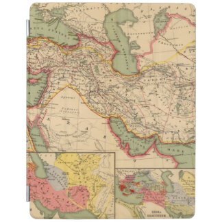Ancient world empires of the Persians,Macedonians iPad Cover